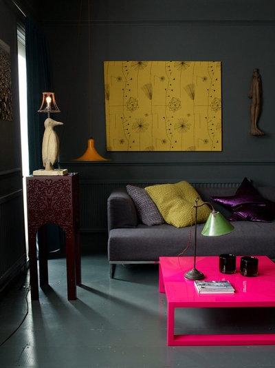Ecléctico Salón by Abigail Ahern