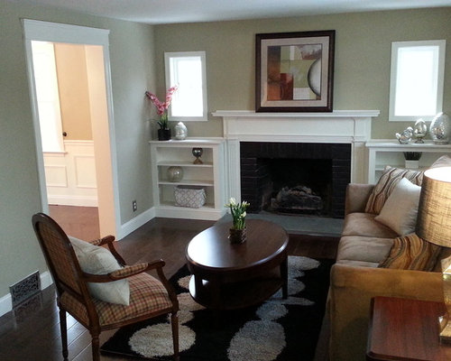 Coach Living Room Design Ideas, Remodels & Photos | Houzz