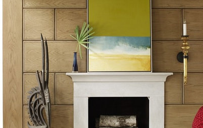 10 Broad-Stroke Ideas for Choosing and Displaying Art