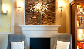 Accent Lighting for Fireplace & Living Room