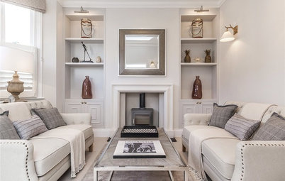10 Ways to Create a Feeling of Space in a Small Living Room