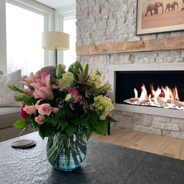 Acucraft Residential Gas Fireplaces: The Signature Series