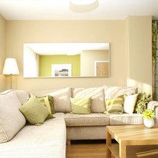 Contemporary Living Room by Ventura Interior Design