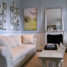 Traditional Living Room by Norcon Home Improvements