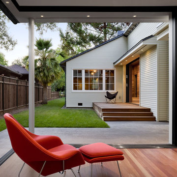 Addition and Remodel of Historic House in Palo Alto