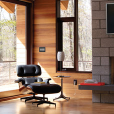 Contemporary Living Room by Legrand, North America