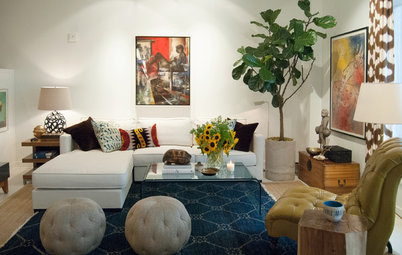 My Houzz: Modern Settings for Old-School Pieces in a Pittsburgh Loft