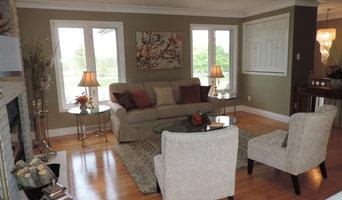 After Staging Living room