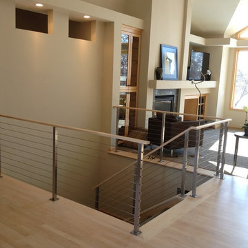 AGS Stainless Rainier Cable Rail System