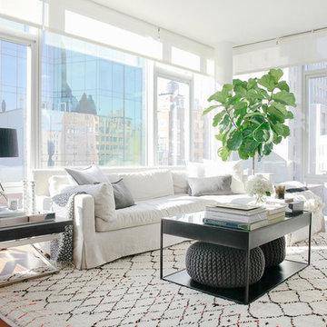 Airy Chelsea Apartment