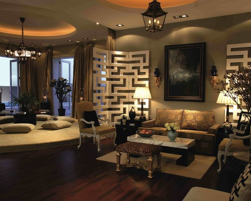 Arabic majlis living room design ideas remodels photos for Arabic living room decoration