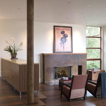 Alamo Living Room