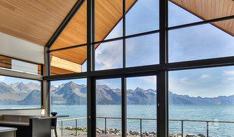 Alaska Surf Shack Cabin