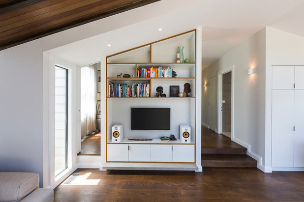 Houzz Tour: Historic House Updated for More Efficiency and Light