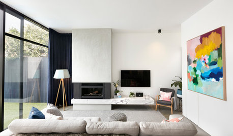 All About Soul: A Designer Modernises and Extends Her 1920s Home