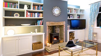 Alcove Cabinets & Shelving