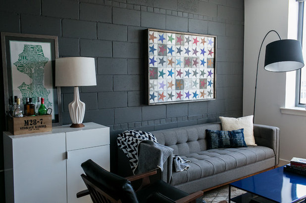 17 Stunning Rooms With Grey Walls