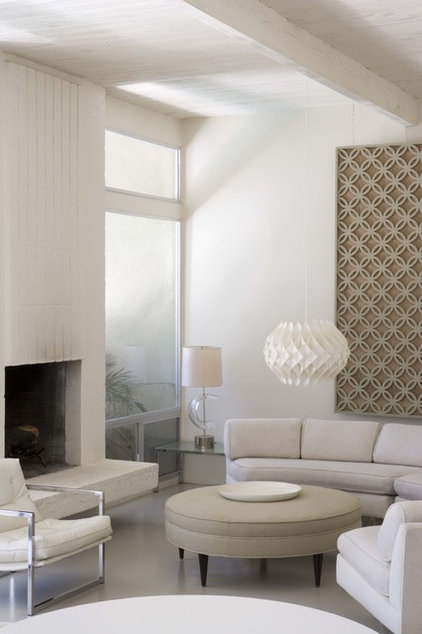 Contemporary Living Room by The House Of Mink