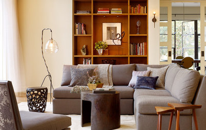 How to Plan Seating in a Tiny Living Room
