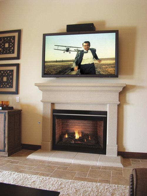 Fireplace Remodel Mantels