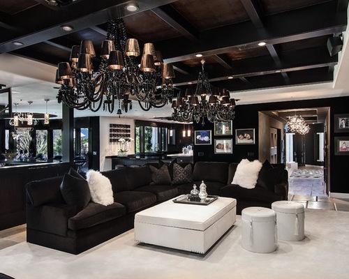 Best Custom Black Velvet Sofa Home Design Design Ideas Remodel