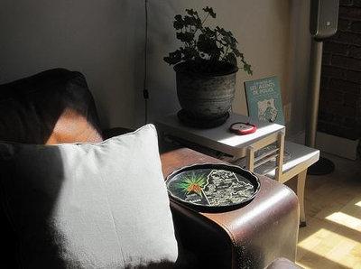 Eclectic Living Room by Toc Toc Toc... Entrez!