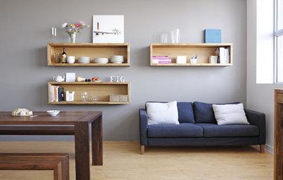 狭い家の収納力をアップするために、知っておきたい9つのアイデア