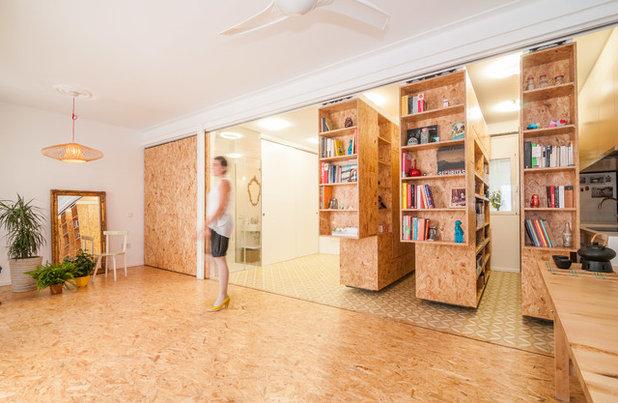 Trendy Dagligstue by pkmn Arquitectura