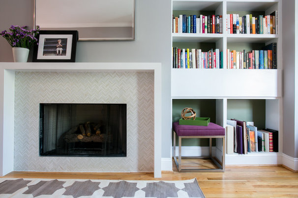 Contemporary Living Room by Residents Understood