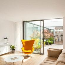 Houzz Tour:  Clever Design Brings Light Into This Dublin Home