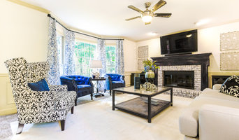 Alpharetta Living Room Redesign