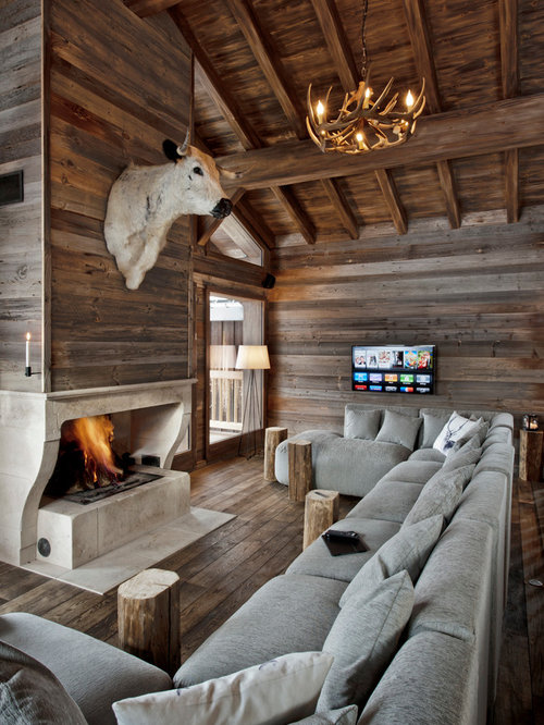 Reclaimed Wood Ceiling - Reclaimed Wood Ceiling Houzz