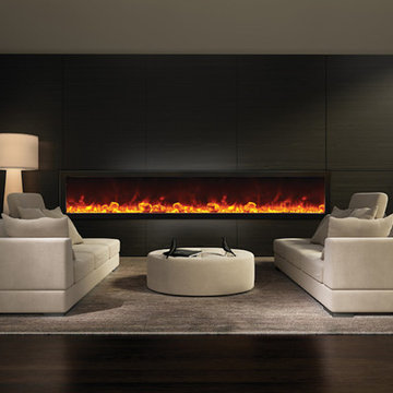 Amantii Built-in Electric Fireplaces Indoor