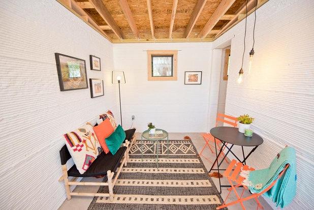 Living Room by BANDD DESIGN