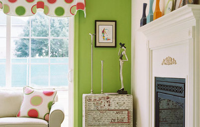 Create Enviable Interiors With Green Design Schemes
