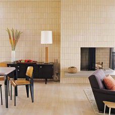 Midcentury Living Room by ABRAMS