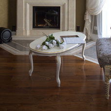 Contemporary Living Room by Coswick Hardwood Inc