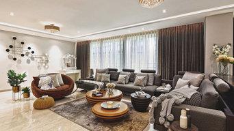An Abode With An Elegant Splurge