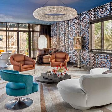 An Adventurous Home - Great Room