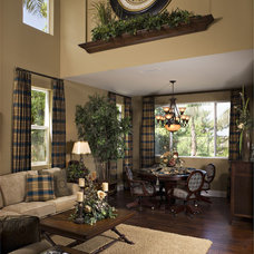 Traditional Living Room by Interior Affairs -- Vickie Daeley