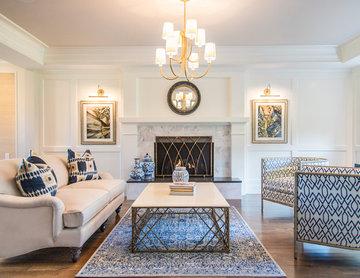 Andover Shingle Style Home