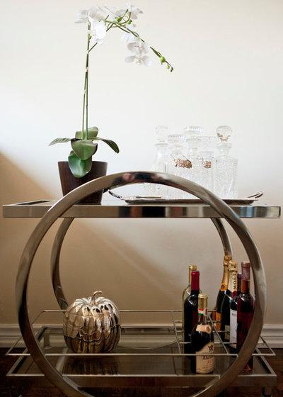 Ecléctico Salón by Andrea Gray Design