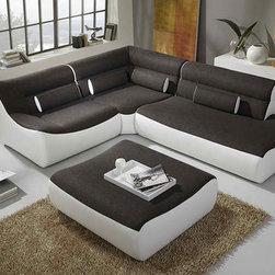 Angelo Modular Sofa - Angelo is modular line of furniture imported from Europe.  Available in wide selection of premium fabrics.  Various configurations available.
