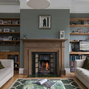Grey Sofa Living Room Ideas And Photos Houzz