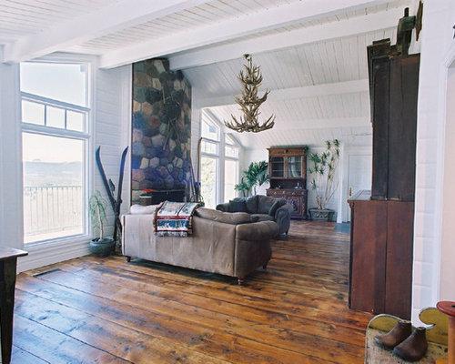 Wide Plank Wood Floors Houzz
