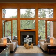 Indoor-Outdoor Fireplaces