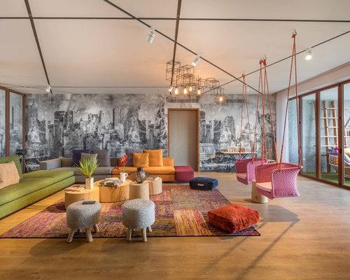 Eclectic Living Room eclectic living room ideas & design photos | houzz
