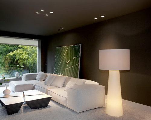 Salotto Moderno Con Camino Ad Angolo : Soggiorno moderno con camino ad angolo stunning cool salotto