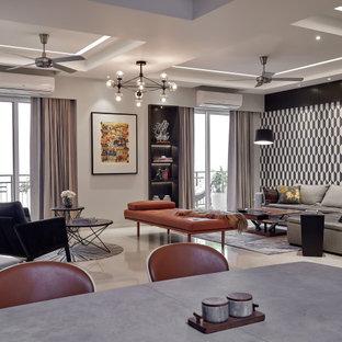 Idee per un soggiorno minimalista