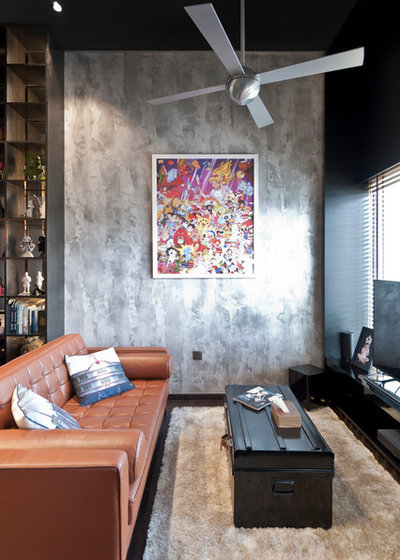 Living Room by Architology